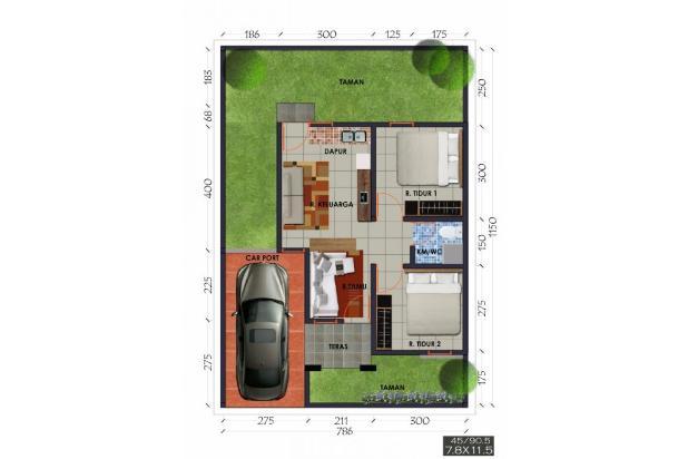 Jual Rumah Murah Disemarang: Rumah Murah Di Semarang Selatan 13245537