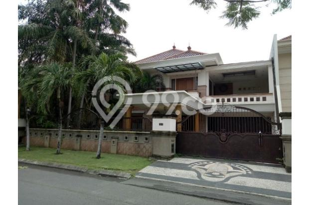 Rumah CLASSIC Modern 2 Lantai di Raya Pakuwon Indah Row Jalan Super Lebar 15894648