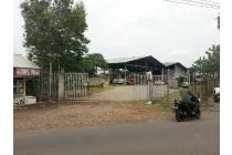 Dijual Tanah Pinggir Jalan Zona Komersial di Pulo Gebang Jakarta
