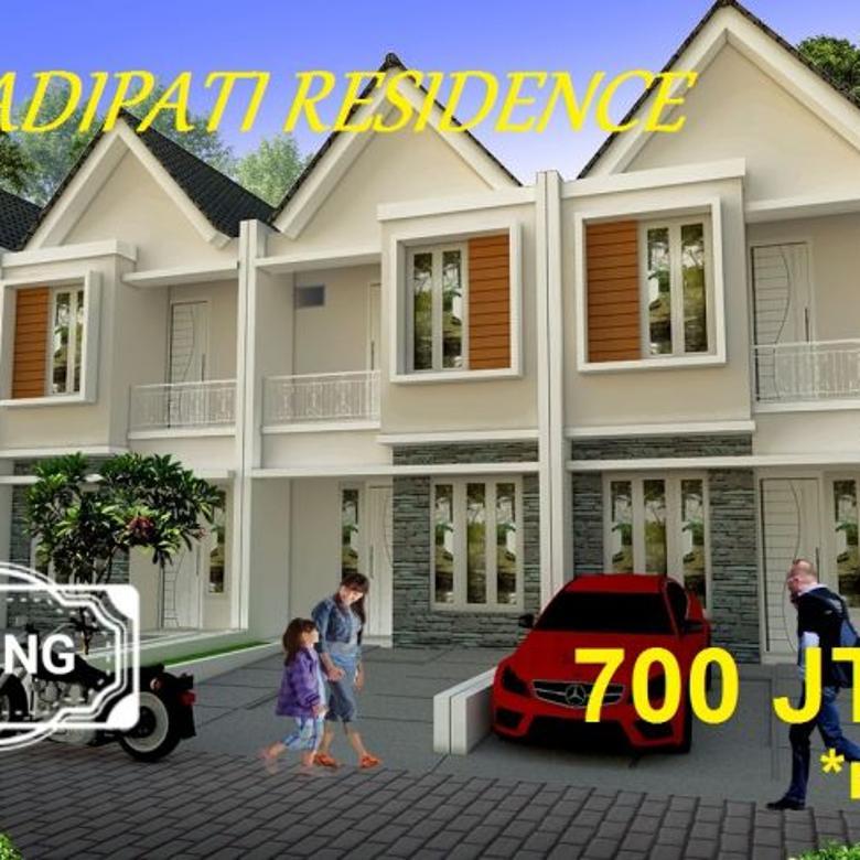 Rumah Murah BINTARO 700 JTan Graharaya, Alamsutera