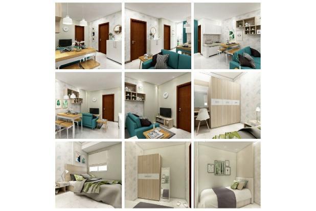 Rp10jt Apartemen Dijual
