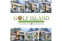 Rumah Golf Island Cluster Concerto - PIK - Jakarta Utara