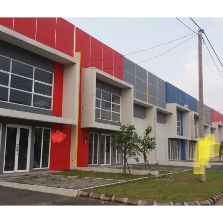 TIGARAKSA Gudang 2 Lantai (new) Bizpoint Dijual, Tangerang