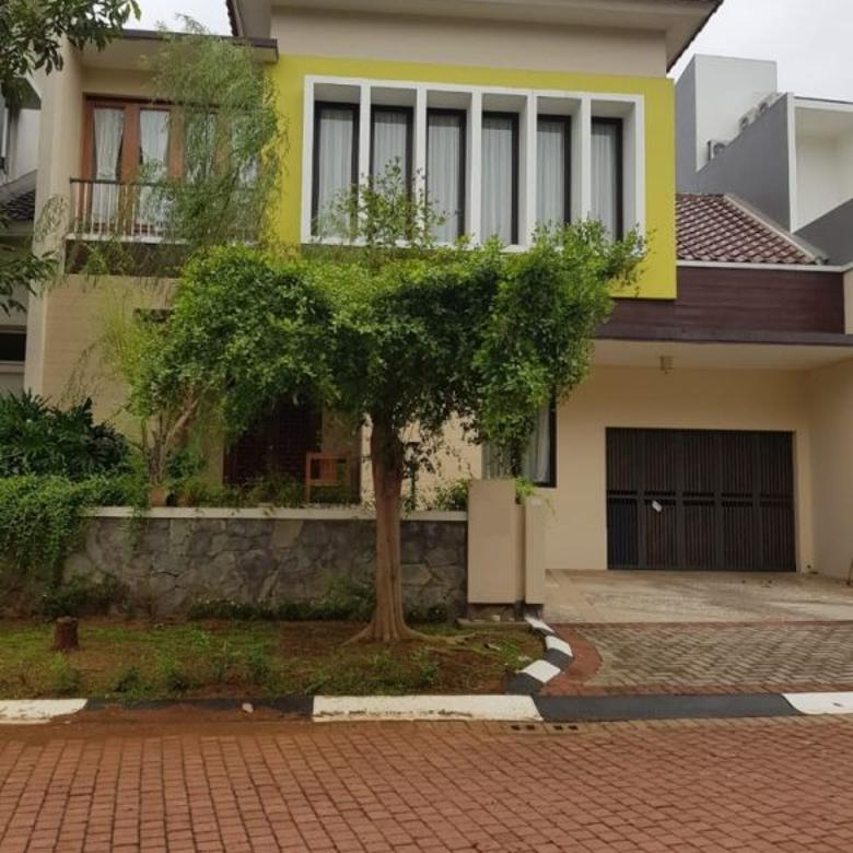 Rumah Elegan di Kebayoran Bintaro, Sektor 7 (C1339)