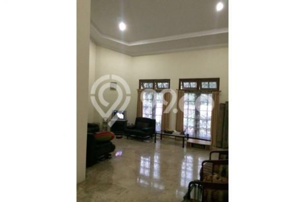 Rumah mewah, strategis di Bogor Baru 7317773
