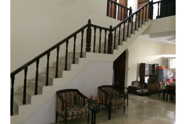 Rumah mewah, strategis di Bogor Baru 7317774