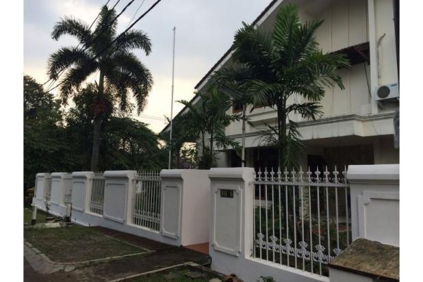 Rumah mewah, strategis di Bogor Baru 7317776