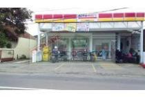 Dijual 3 in One Rumah, Alfamart ,Kebun belakang Purwokerto hks8888