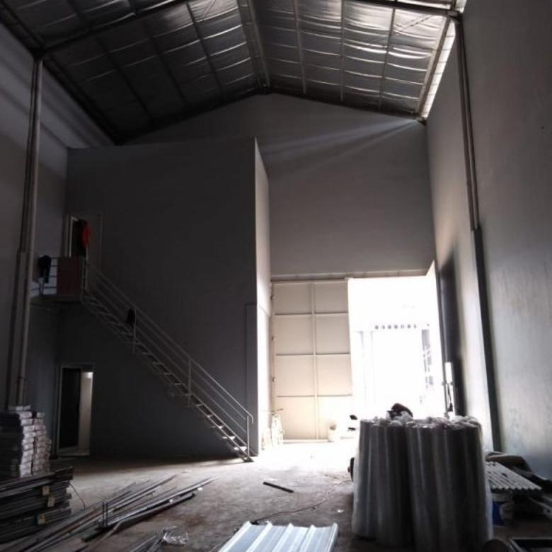 Gudang Industri baru di Jl. Raya Prepedan, Jakarta Barat
