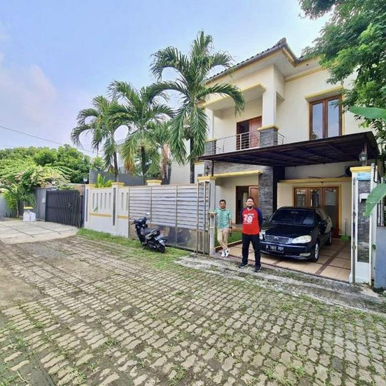 [HOUSE ]rumah siap huni berada di dalam compound @ jagakarsa, jakarta selatan