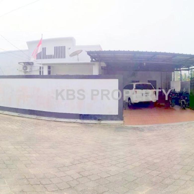 Dijual Rumah Type 117/214 Lokasi Air Raja Residence -Tanjungpi