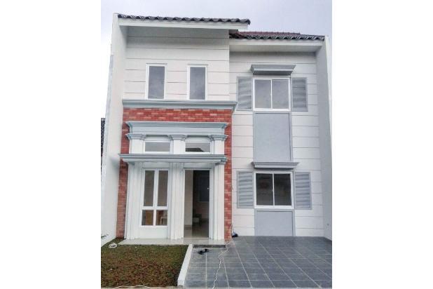 Rumah Baru dijual dalam cluster di Griya Rosela 3,Pondok Cabe, Tangsel 16317717