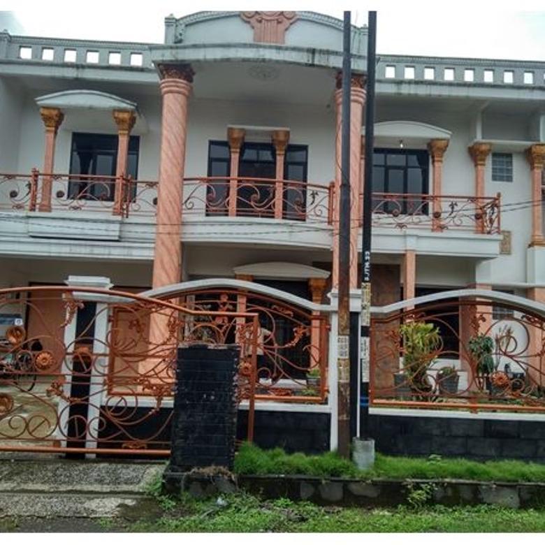 Rumah Mewah Plus KOlam Renang, Jual murah di Margahayu Bandung, LahanLuas