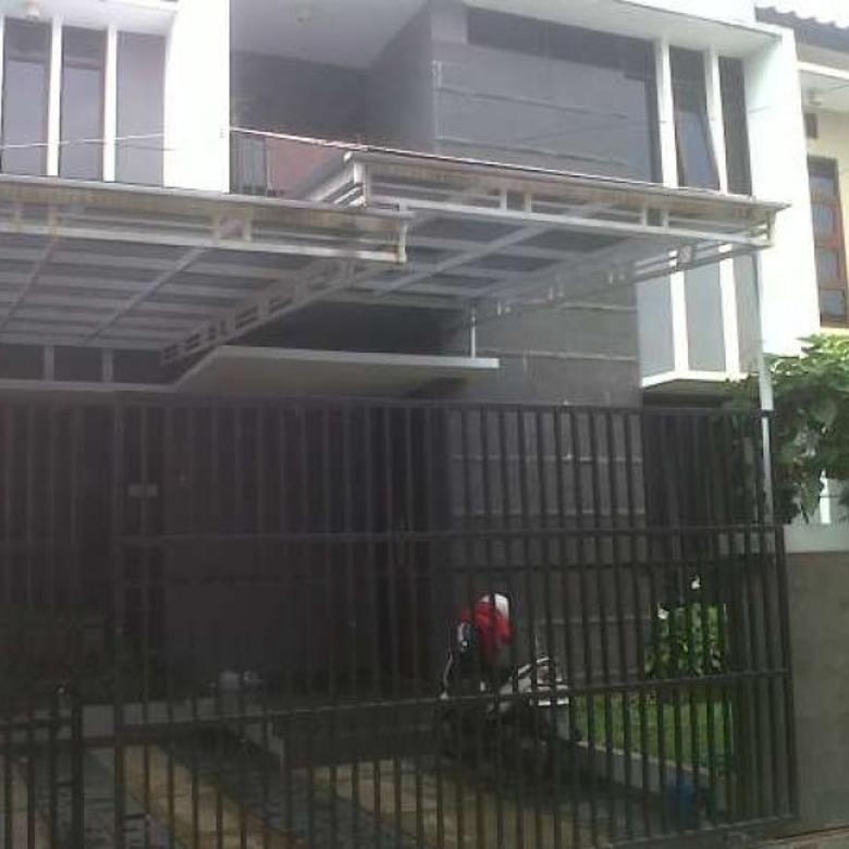 Sewa Rumah Bandung Kota Area Tengah Yang Aman Asri Nyaman & Tenang