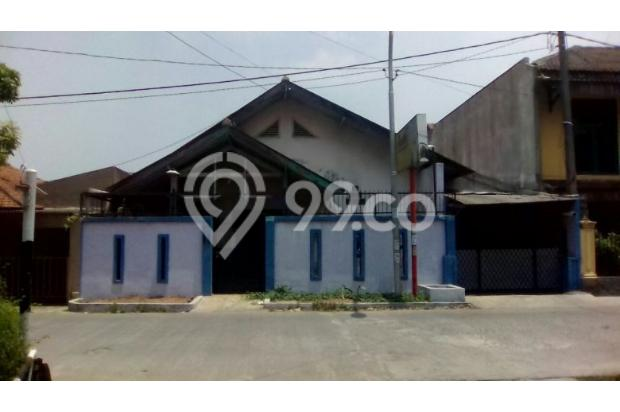 Rumah di jual strategis full pada jalan utama kompleks Pharmindo 13698005