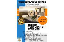 Hunian Asri Bebas Banjir Bisa KPR Strategis: Bandung