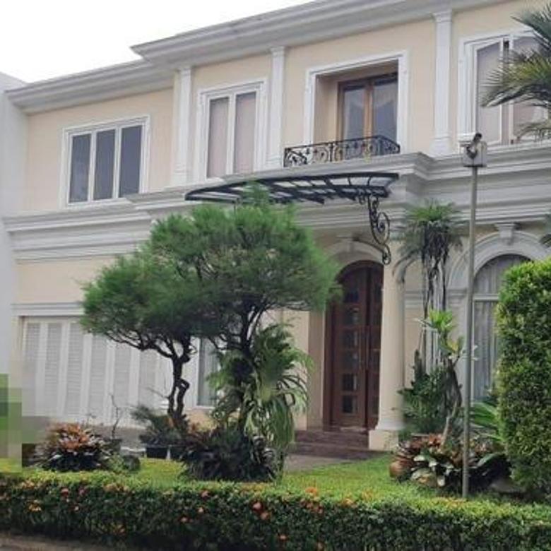Rumah mewah 2 lantai Les Belles Maisons Tangerang