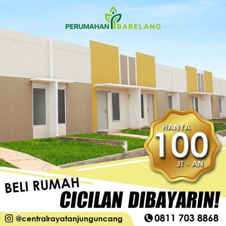 Rumah di Tanjung Uncang,  CICILAN DI BAYARIN!