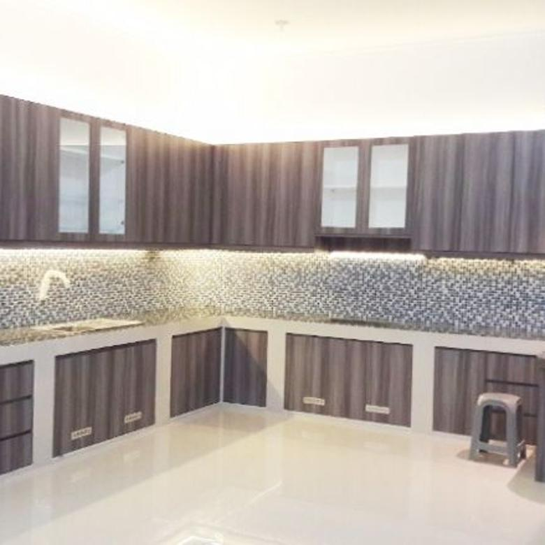 rumah semi furnish 3 kamar di kopo mas regency
