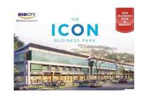 Dijual Ruko Strategis di The Icon Business Park BSD City, Tangerang