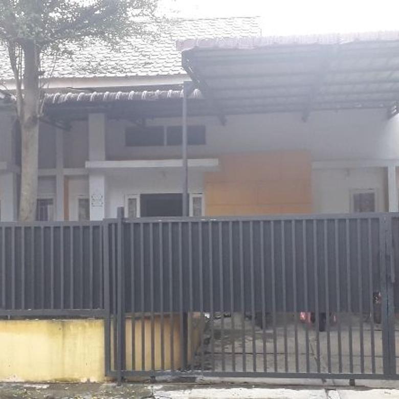 Dijual Rumah Komp. The Grand Menteng Indah Tipe Cluster Medan