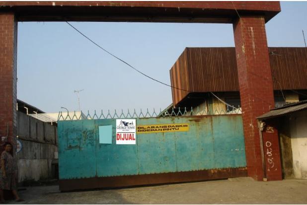 Pabrik Kapuk Kamal Muara (Ukuran 3 Ha) 20965125