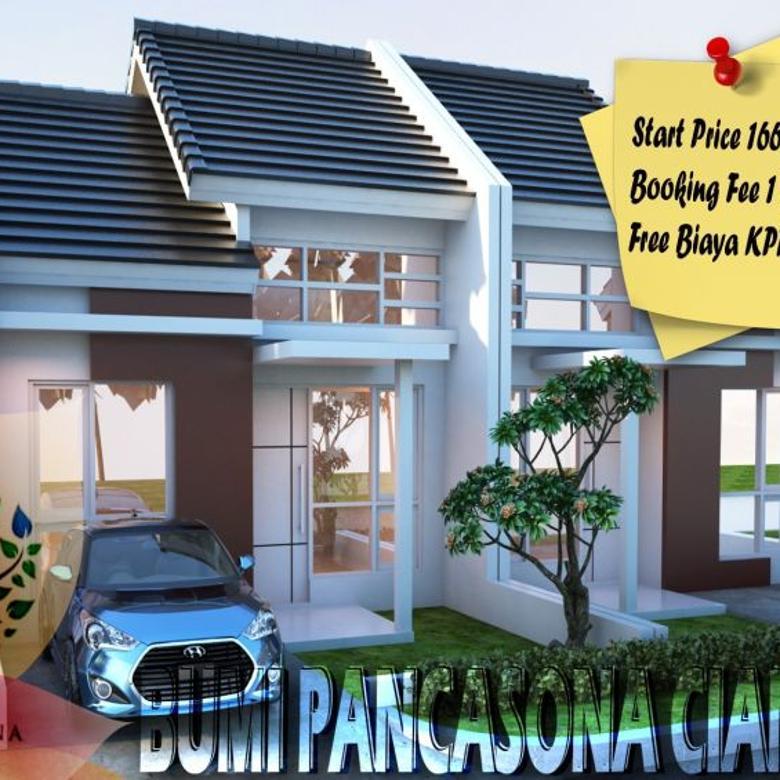 Bumi Pancasona Cianjur, DP dan Cicilan Ringan Harga Promo