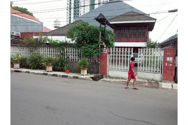 Dijual tanah murah strategis di jalan raya salemba 12299715