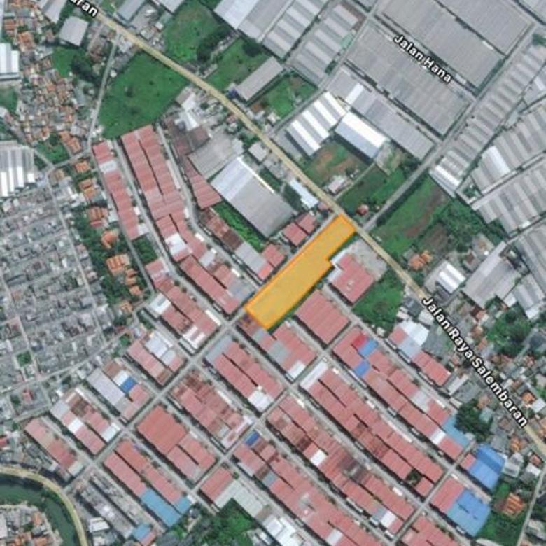 Tanah pergudangan dan komersial