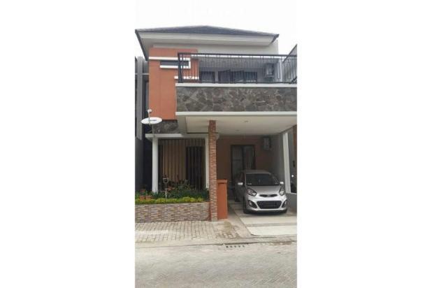 Rumah minimalis dalam cluster di bintaro jaya sektor 9 #TGW2V8