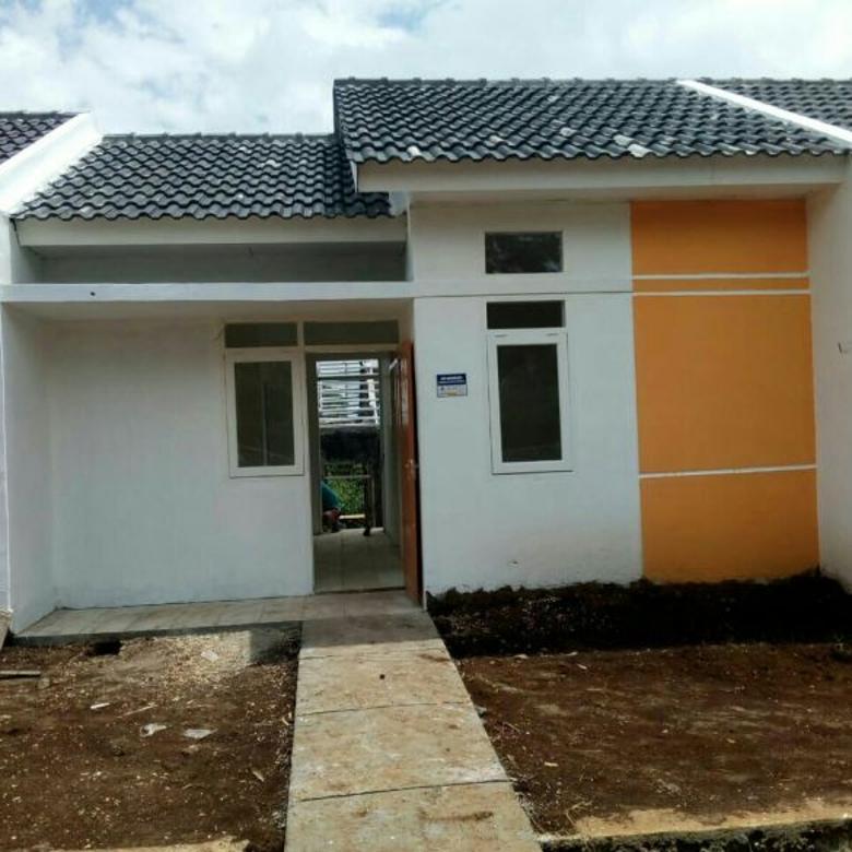 perumahan baru kpr subsidi strategis bebas banjir