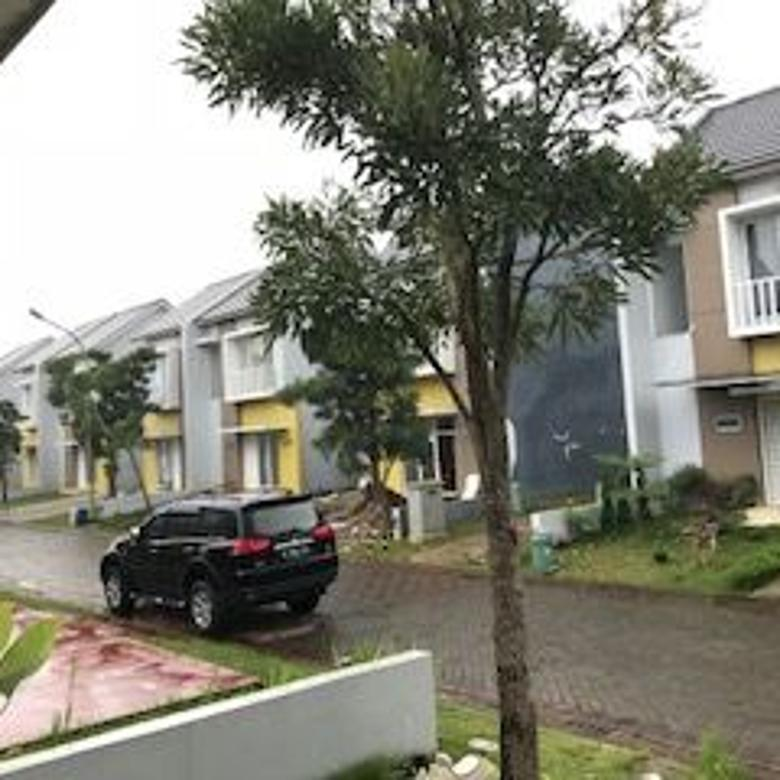 Dijual Rumah Serpong Lagoon claster flamngo Murah Harga
