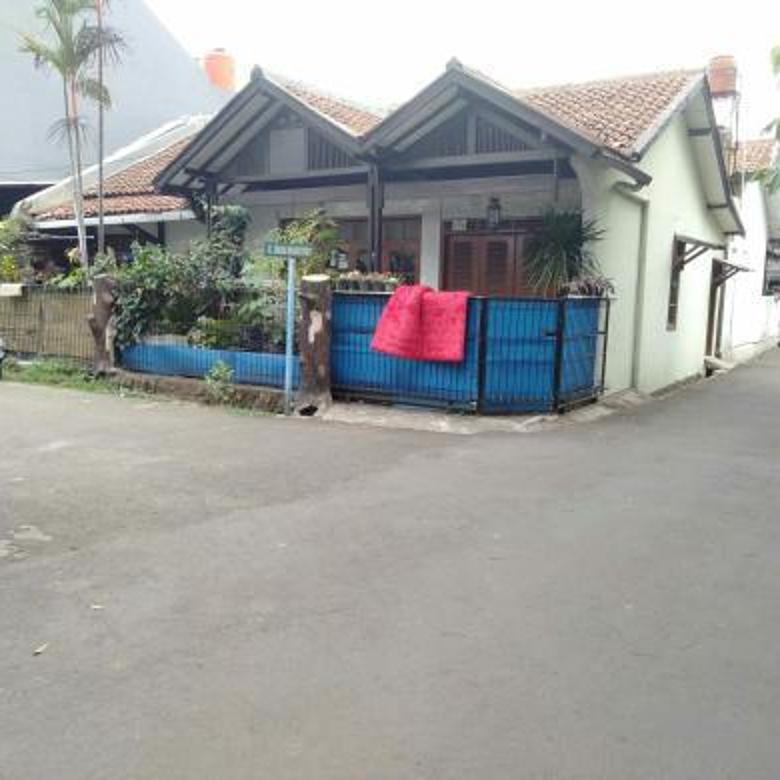 Rumah hanya hitung tanah di margahayu raya