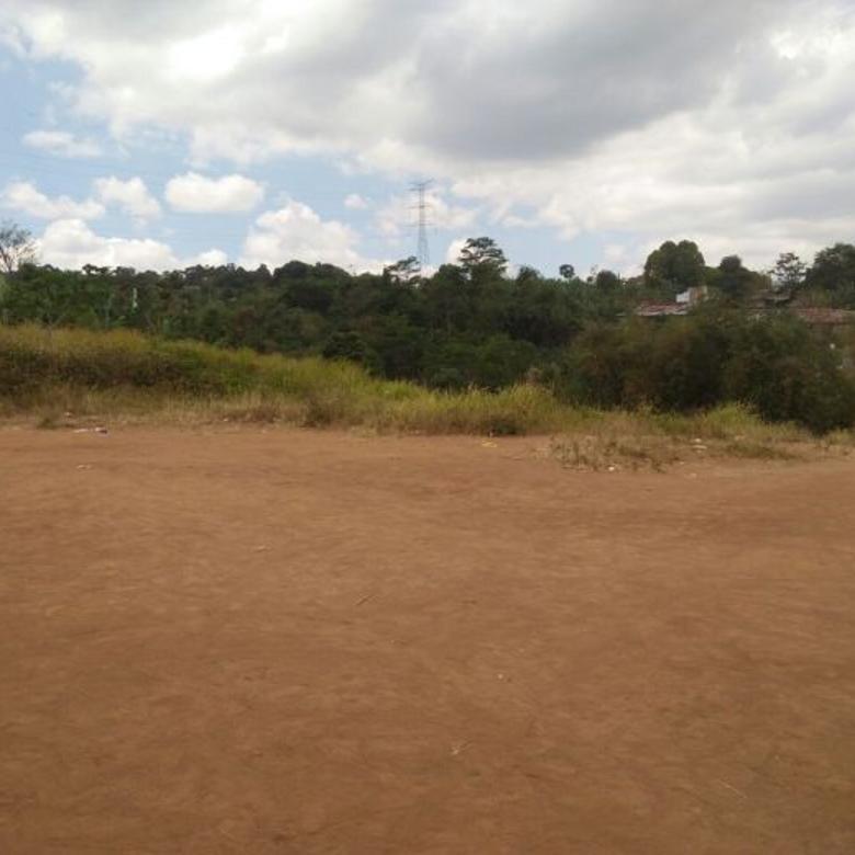 Tanah Lapang Siap Bangun Mainroad Desa, Jl.Lebak Saat, Cimahi