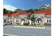 Rumah Cluster KPR Free DP