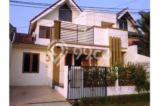 Dijual Rumah Nyaman di Kawasan Puyuh Timur, Bintaro Jaya 3873440