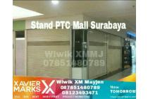 Stand di PTC Mall Surabaya