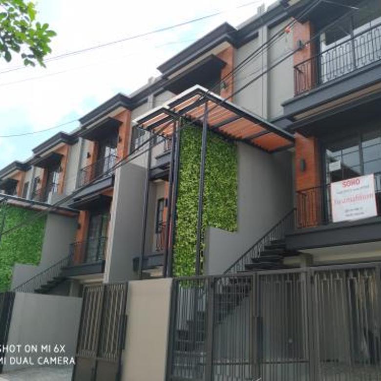 Rumah Kantor Baru 3 Lantai Dekat Fatmawati Raya & Cilandak Town Square Jakarta Selatan