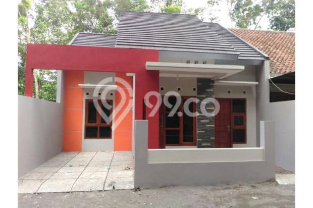 Rumah Baru Dekat SD Model Wedomartani,Utara Maguwoharjo Sleman 12380030