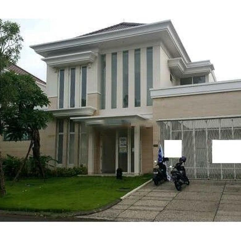 Dijual Rumah Modern Minimalis di Ritz Golf Surabaya
