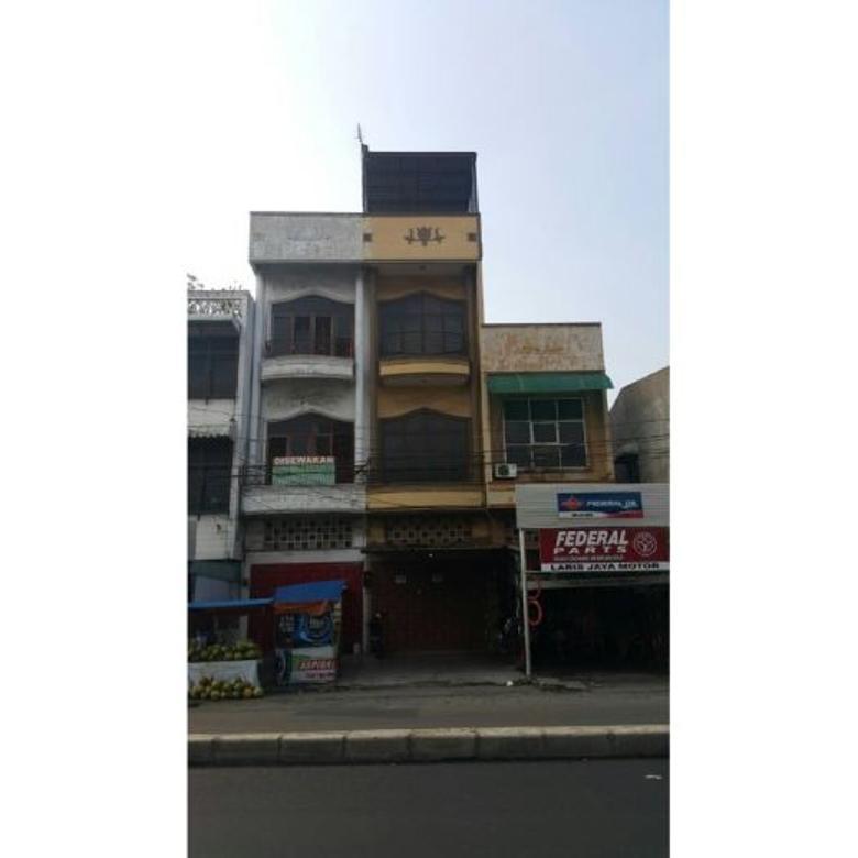 Ruko Jalan HM Yamin/Serdang Medan
