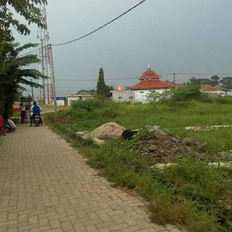 Tanah 200 m Akses Mobil Di Kiara Dekat Pasar Ciruas