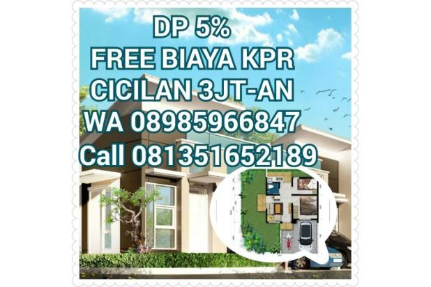 Cari Rumah di Jual di Karawang Barat, Dp 5%, Free Admin KPR,Bebas Banjir 12396859