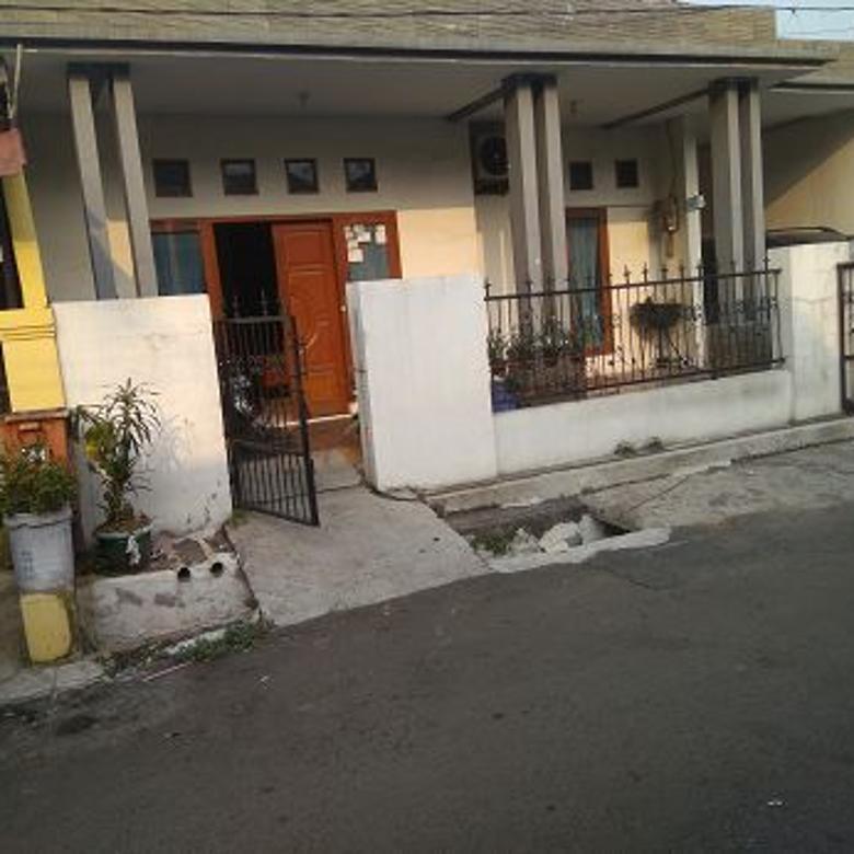 Jual Rumah Lt 155 Lb 108 Perumnas Klender Jakarta Timur
