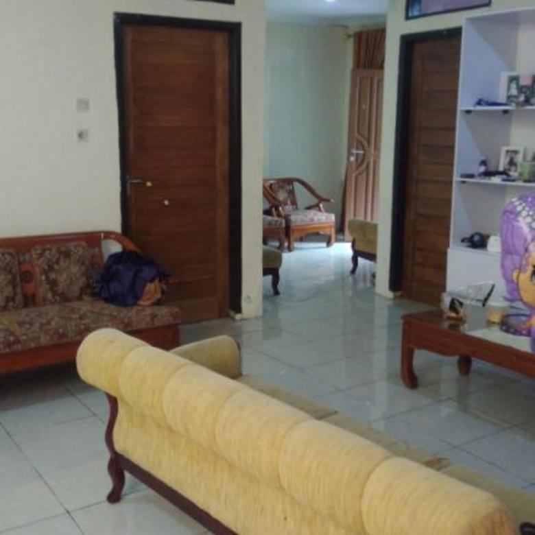 Rumah Hoek Margahayu Metro Luas 155 Lebar 14 Satu Lantai