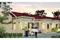 Rumah gaya etnik bali 'new kintamani' pondok petir