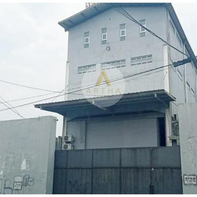 Gudang Cibaligo Kawasan Pabrik