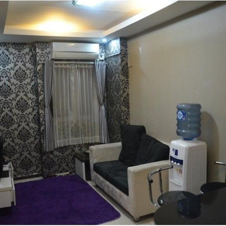 Apartemen design furnish mewah, harga murah, potensi sewa bgs di Bandung