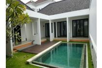 rumah semi villa di renon dkt barito batanghari sanur