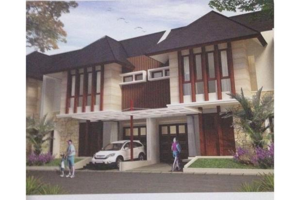 TOWN HOUSE 2 LANTAI PREMIUM MODERN DI CIRENDEU 7855553